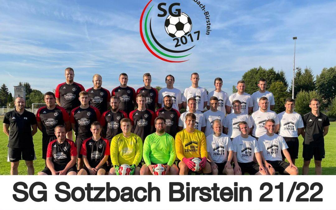 Startschuss zur Saison 2021/22